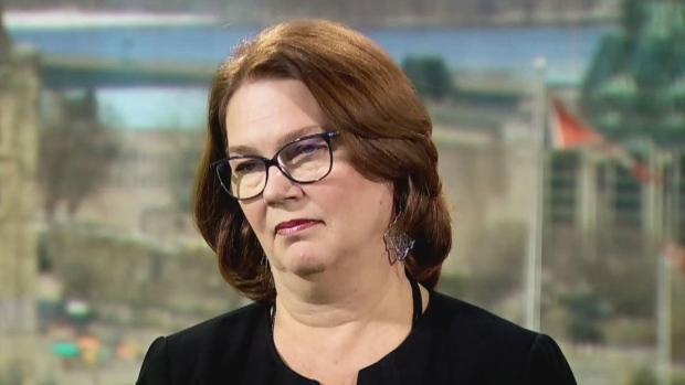Independent MP Jane Philpott
