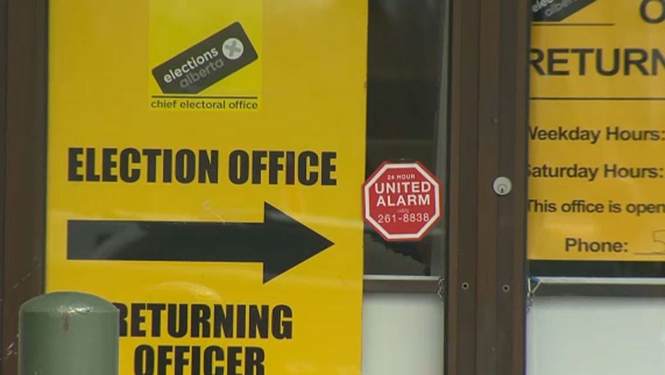 Saturday was the last day for advanced polling ahead of Election Day on Tuesday.