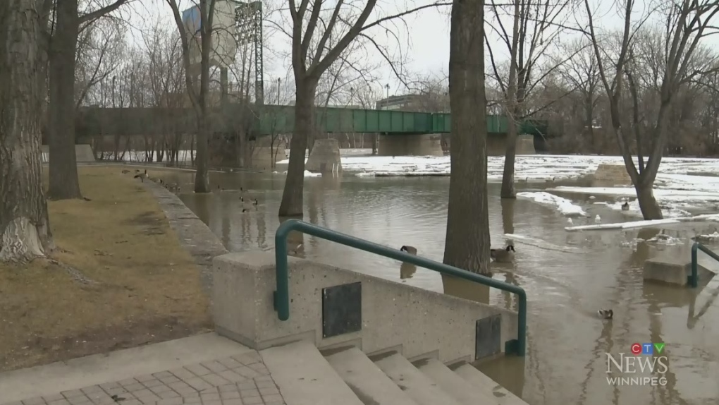 Province prepares to activate floodway