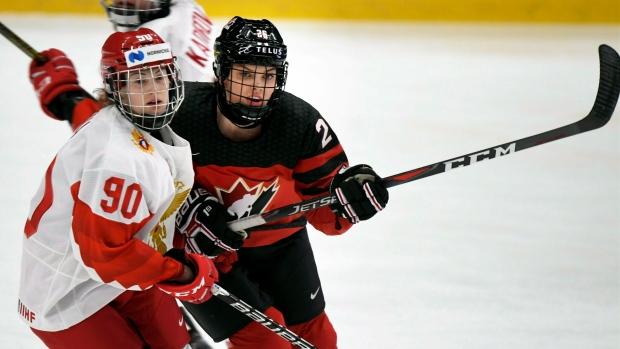 Canada Recovers To Win Bronze At Women S World Hockey Championship