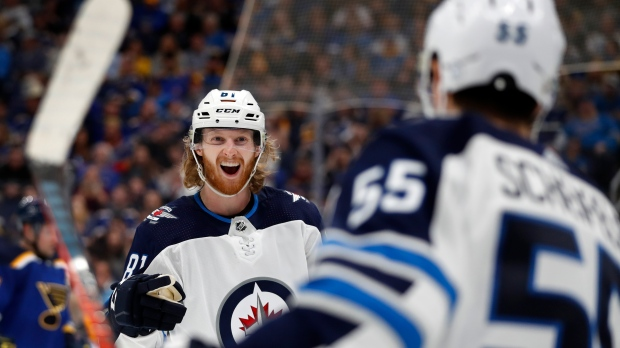 1ad7698be73c Winnipeg Jets bounce back in Game 3 with 6-3 win over St. Louis ...