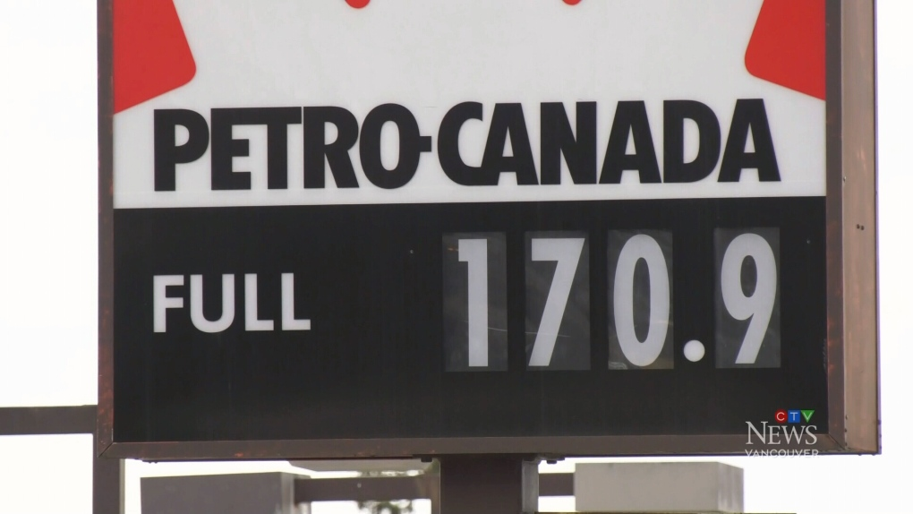 Regulator investigating B.C.'s high gas prices able to call witnesses