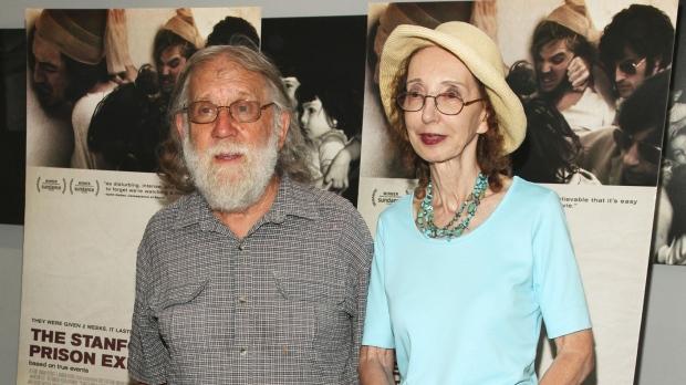 Charles Gross and Joyce Carol Oates