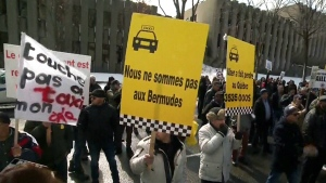 Beefing up compensation for taxi drivers