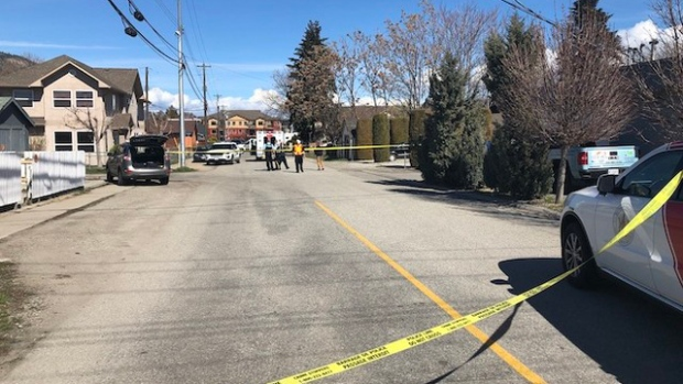 Four dead after shooting in Penticton, B.C.; arrest made