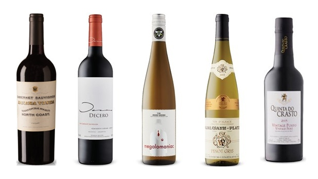Wines of the Week - April 15, 2019