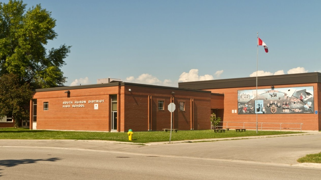 South Huron District Secondary School