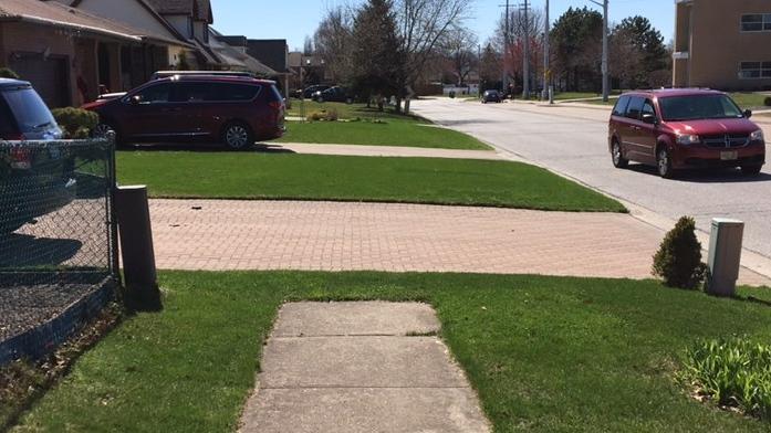 flipboard  proposed crosswalk draws ire of neighbours over
