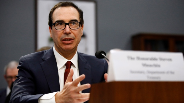 Mnuchin sees progress on steel tariffs with Mexico, Canada