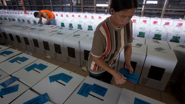 indonesia elections