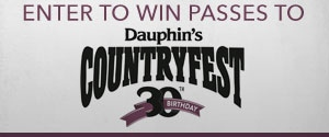 Dauphin's Countryfest 2019 Rotator