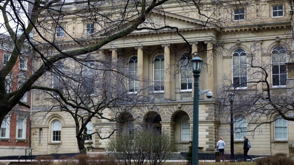 Ontario court
