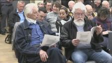 Bradford public meeting