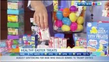Filling your kids Easter basker healthy