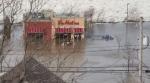 Flooding in Beauceville (image: Journal L'Éclaireur-Progrès)