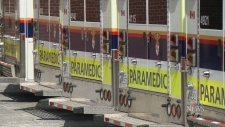 Paramedics in Ontario brace for cuts