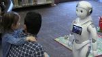 Guelph library uses robot to teach kids