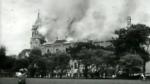 St. Boniface, Notre Dame fires bear resemblance
