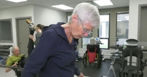 A private clinic specializing in care for people with devastating neurological conditions is the latest to embrace team-based care. (CTV Vancouver Island)
