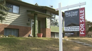 New data shows Calgary's housing market is on its way toward righting itself, but there are still challenges ahead. (File)