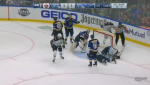 The Winnipeg Jets beat the St. Louis Blues 2-1 in overtime Wednesday.