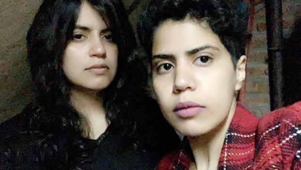 Saudi sisters