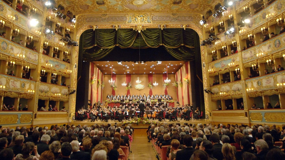 La Fenice theater in Venice (AFP / Michele Crosera)