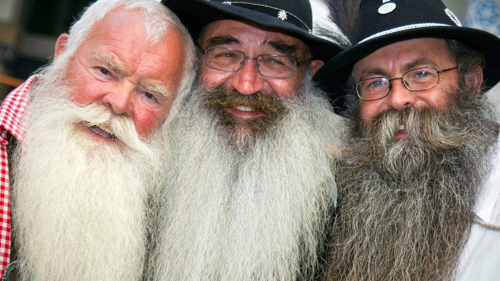 Bad news, hipsters: Beards carry 'more germs than dog fur,' study claims