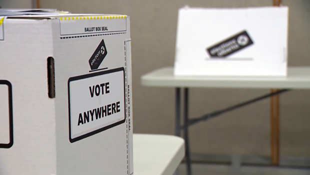 ballet box, vote, election