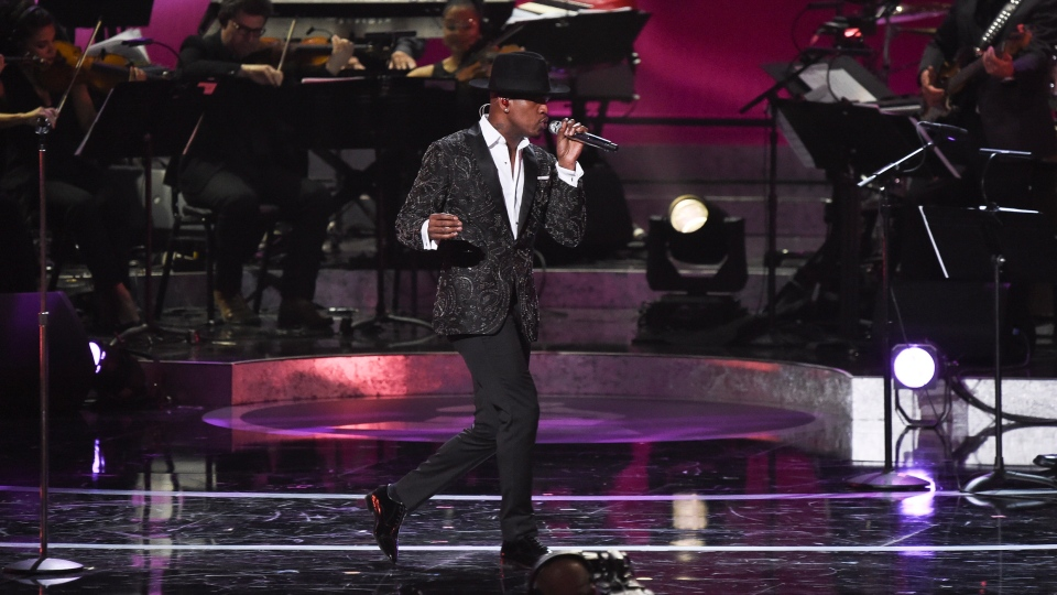 In this Feb. 12, 2019 file photo, Ne-Yo performs during Motown 60: A GRAMMY Celebration at the Microsoft Theater in Los Angeles. (Photo by Richard Shotwell/Invision/AP)