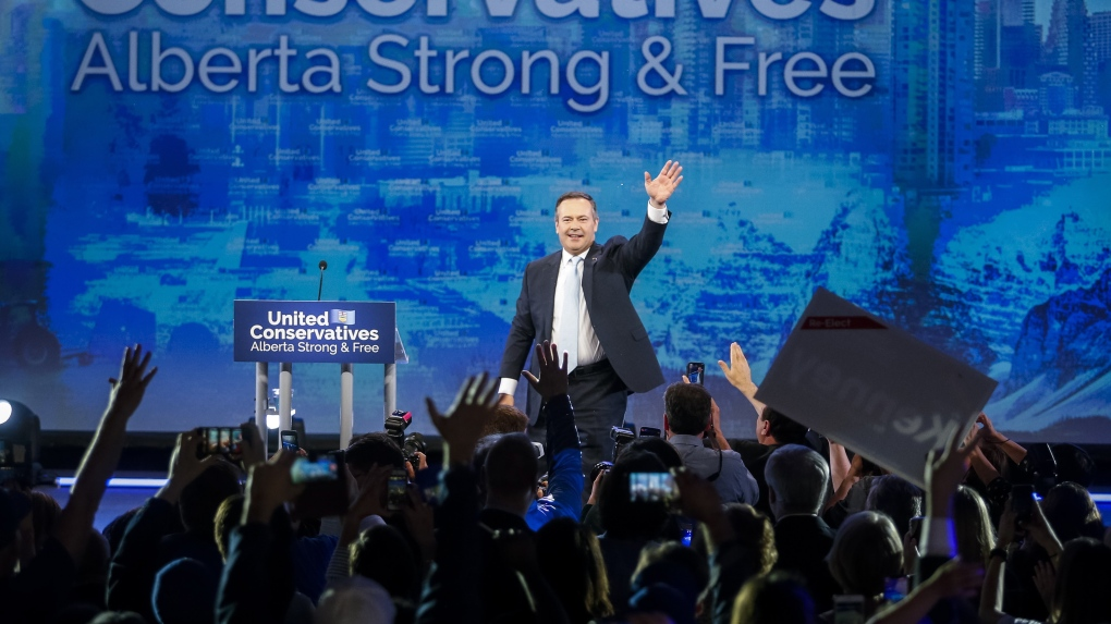 Environment charities may benefit from new Alberta premier's vow to fight them