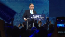 Premier-Designate Jason Kenney, United Conservative Party.