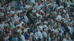 Whiteout stays strong at home while Jets play away