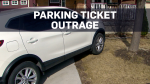 'It's my own driveway:' Man vows to fight ticket