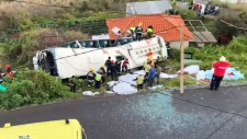 Crash kills multiple tourists on Portuguese island
