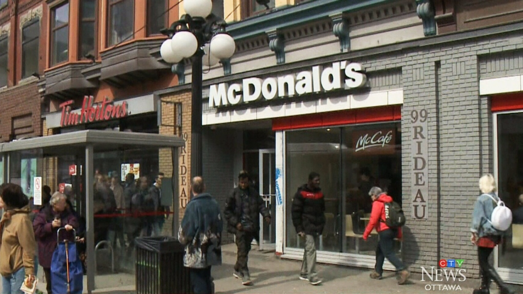 Rideau Street McDonald's changes hours following CTV Exclusive