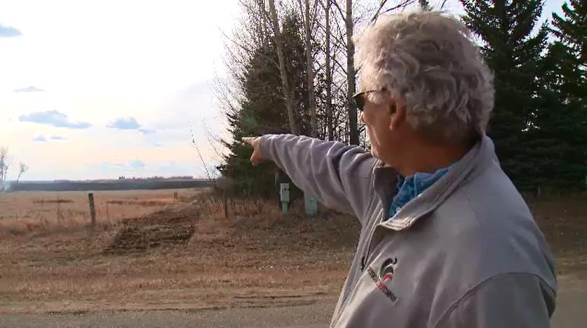 Landowner wants city firefighters better equipped for rural grass fires