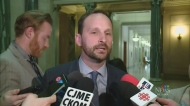NDP raises questions about children in care