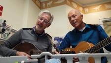 Marcel Leffeleaar and Phil Behman