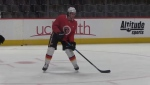 Sean Monahan - Game 4 of First Round Series w/ Avs