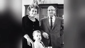 Sokolov and family