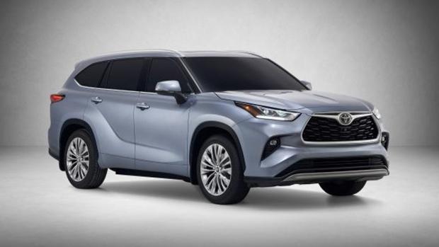 Toyota's 2020 Highlander