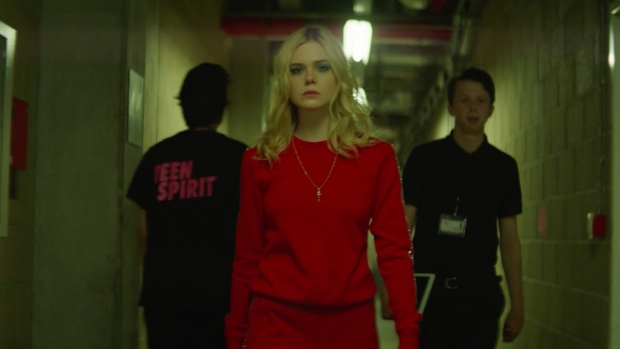 Elle Fanning in 'Teen Spirit.'