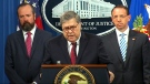 Barr on concerns he's trying to protect Trump