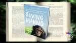 """""""Saving Manno"""" is an inspiring memoir about a teacher's travels around the world and his relentless efforts to rescue a chimp in danger halfway around the world"""