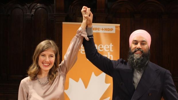 Victoria city councillor wins federal NDP nomination