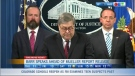 Barr speaks ahead of the Mueller report release