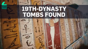 3,000-year-old tombs found in remarkable condition