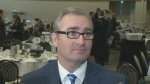 Manitoba Chamber president Chuck Davidson (pictured) says while the premier made a valid argument on that point, businesses aren't calling for an early election.