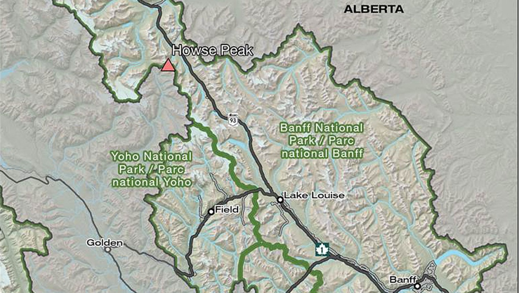 One American, two Europeans believed dead after avalanche in Banff National Park